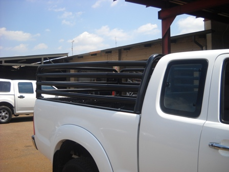 cattle-railings